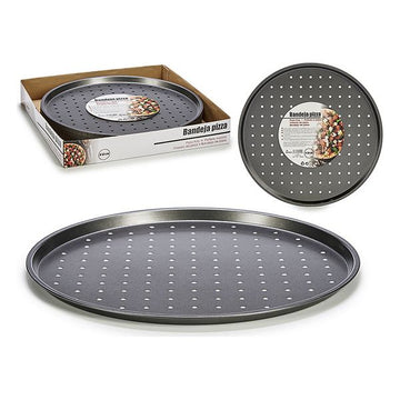 Baking tray Metal (33 x 1 x 33 cm)