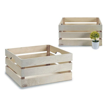 Storage Box Natural (31 x 20 x 41 cm)