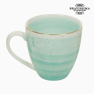 Cup - Kitchen's Deco Collection Porcelain