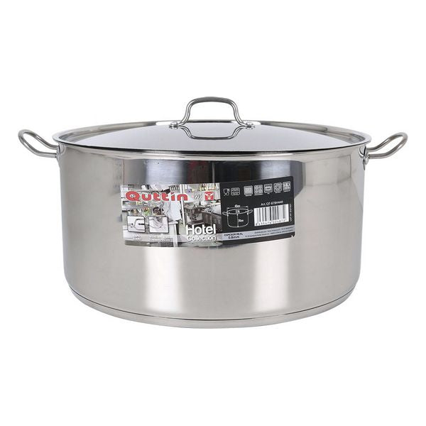 Stainless Steel Saucepan with Lid Quttin