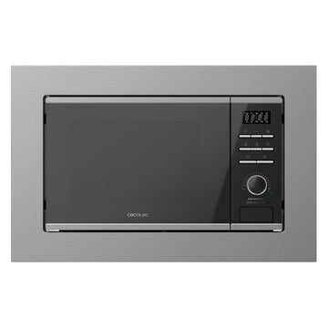 Built-in microwave Cecotec GrandHeat 2050 Built-In Steel 800 W 20 L Black