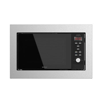 Built-in microwave Cecotec GrandHeat 2350 Built-In Steel Black 23 L 900 W Grill