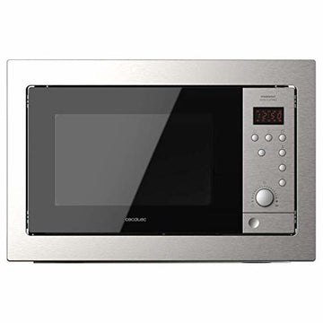 Built-in microwave Cecotec GrandHeat 2500 Built-In Steel Black 25 L Grill 900 W