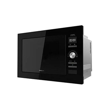 Built-in microwave Cecotec GrandHeat 2590 Built-In Black 25 L Grill 900 W