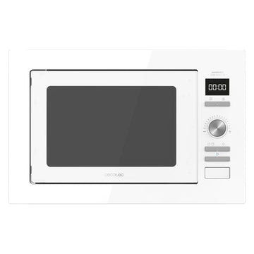 Built-in microwave Cecotec GrandHeat 2590 Built-In White 900 W 25 L Grill
