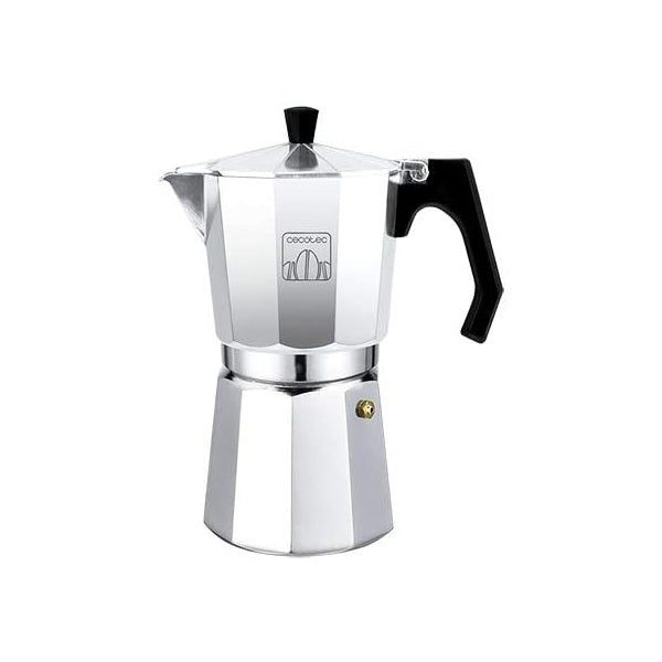 Italian Coffee Pot Cecotec Cumbia Mimoka 900 Shiny 450 ml (9 Cups)