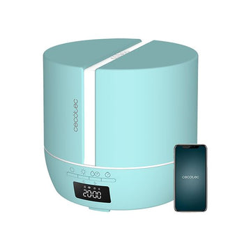 Humidifier PureAroma 550 Connected Sky Cecotec Blue (500 ml)