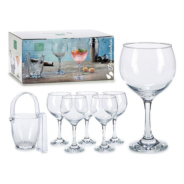 Ice Bucket Transparent (23 x 21,5 x 48 cm) (7 Pieces)