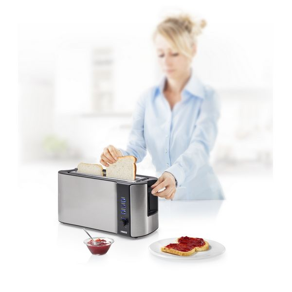 Toaster Princess 142353 1000W Grey