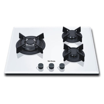 Gas Hob MXONDA Natural Gas (3 Stoves) 60 cm