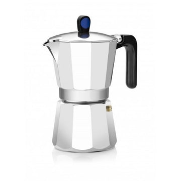 Italian Coffee Pot Monix 23369 Aluminium (12 Cups)