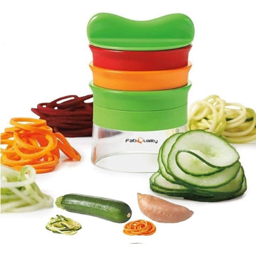 Vegetable Cutter FabQuality Manual (Refurbished A+)