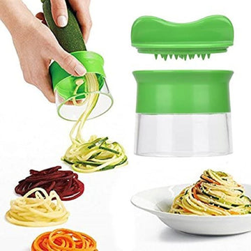 Manual Vegetable Chopper Green (Refurbished A+)