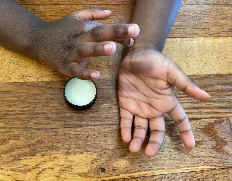 Where, How and Why's of Applying Solid Perfumes/Colognes & Skin Balms