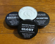 Load image into Gallery viewer, Unscented Solid Body Butter