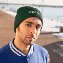 Load image into Gallery viewer, Wild Bum Knit Beanie - available in more colors