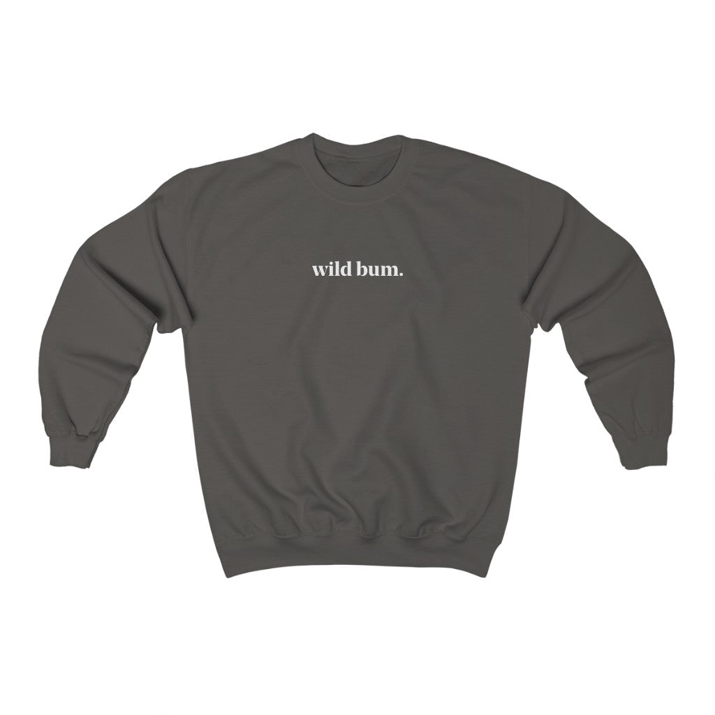 Wild Bum Unisex Heavy Blend™ Crewneck Sweatshirt - available in more colors