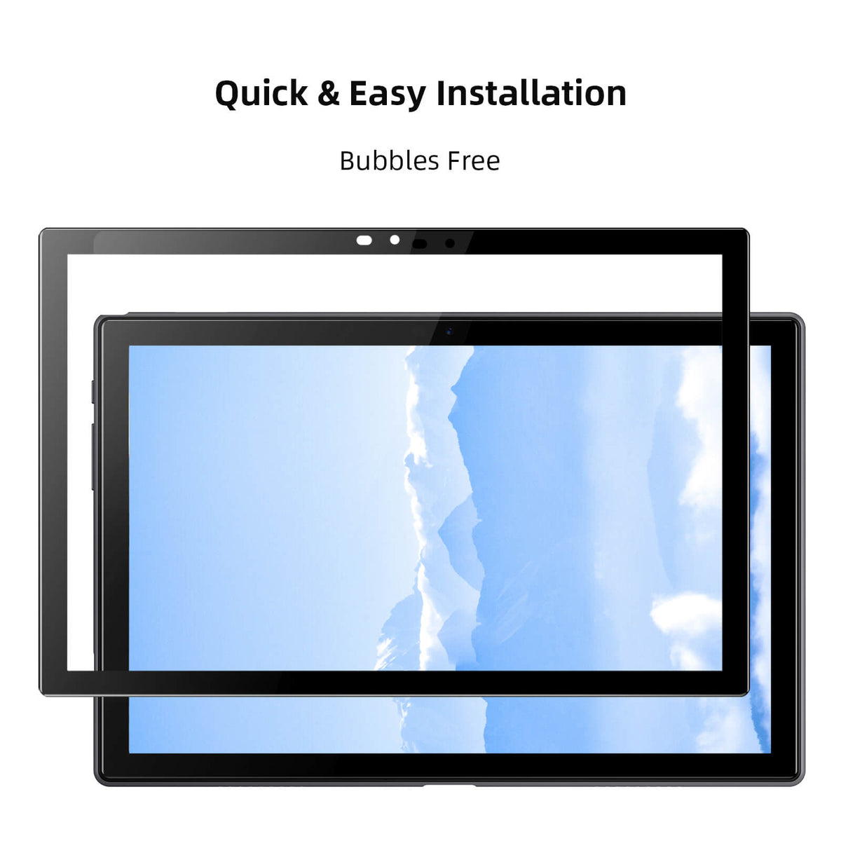 Kingpad K10 & K10 Pro Tablet Tempered Glass Screen Protector