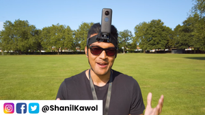 Insta360 ONE X Startrc Hat Mount Review