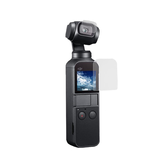 DJI OSMO Pocket Screen Film Camera Lens Protective Film