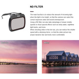 STARTRC Mavic Mini Filter ND4/ND8/ND16/ND32/MCUV/CPL Set Filter For DJI MINI 2 Mavic Mini Drone ND8 ND16 ND32 ND64 PL Filter Kit