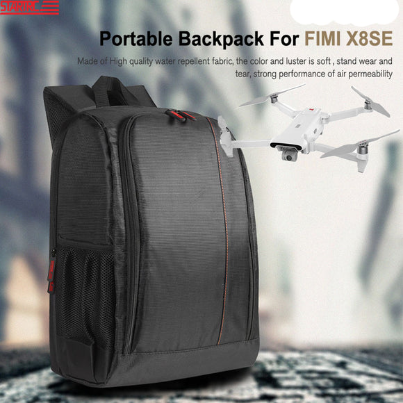 FIMI X8 SE Storage Bag Hard Shell Portable Travel Bag Carrying Case Backpack For FIMI X8 SE Drone Bag