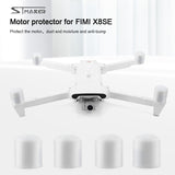 STMAKER FIMI X8SE Motor Cover Cap Drone Motor Dustproof Cover Engine Protective Cap Accessories For FIMI X8SE 2020 Motor Cover
