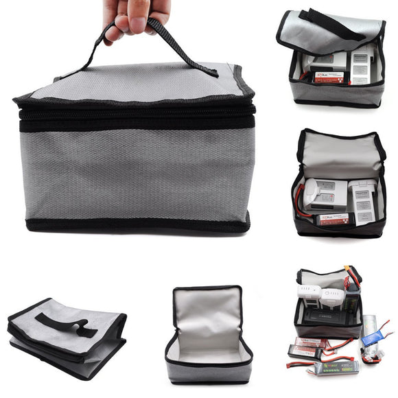 LiPo Battery Fireproof Safety Bag Safe Bag