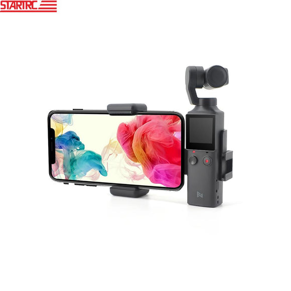 STARTRC FIMI PALM Phone Holder Bracket Expansion Accessories Kit Mobile Phone Clip For FIMI PALM Handheld Gimbal Camera