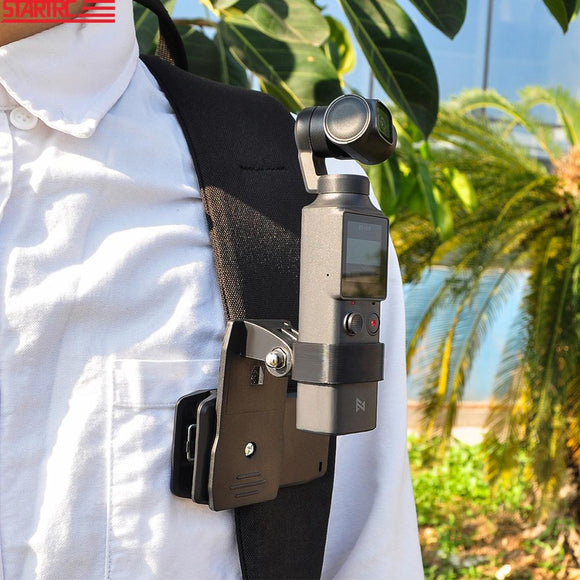 STARTRC FIMI PALM Backpack Holder Mount For FIMI PALM Handheld Camera Expansion Accessories