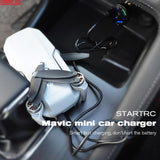 STARTRC Quick Charge 3.0 Car Charger USB Plug Chage Charger Adapter For DJI Mavic Mini Drone Accessories