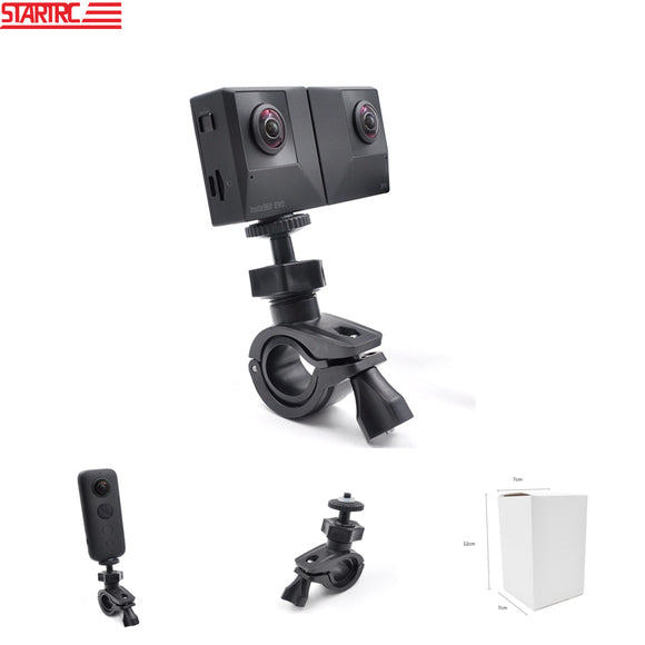STARTRC Insta360 ONE X & EVO Accessories kit bicycle Mount Stand Holder For Insta360 Action Camera Parts