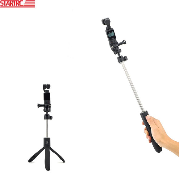 STARTRC FIMI PALM selfie stick handheld Grip Stable Tripod Camera Holder For FIMI PALM Handheld Gimbal Camera Easy Carrying