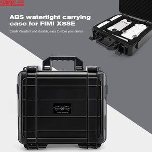STARTRC FIMI X8SE Waterproof Box Storage Case Portable Carrying Case for FIMI X8SE 2020 Drone Expansion Accessories