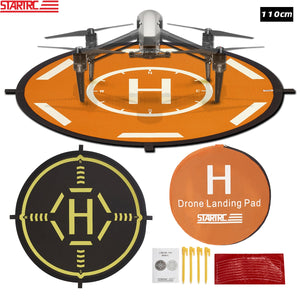 STARTRC Waterproof Foldable Landing Pad 110CM 43in For DJI inspire 1 2 Phantom 3 4 For RC Quadcopter Yuneec H520 Matrice M200
