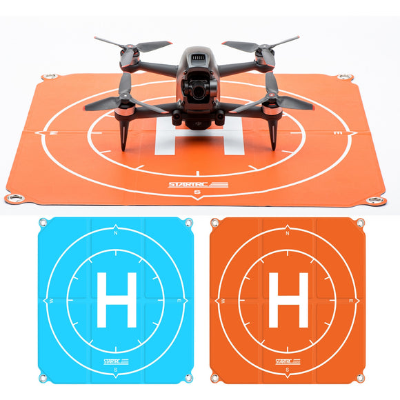 STARTRC DJI FPV Landing Pad Foldable Parking Apron 50cm 19'' Drone Universal Pad Waterproof For DJI FPV Combo Accessories