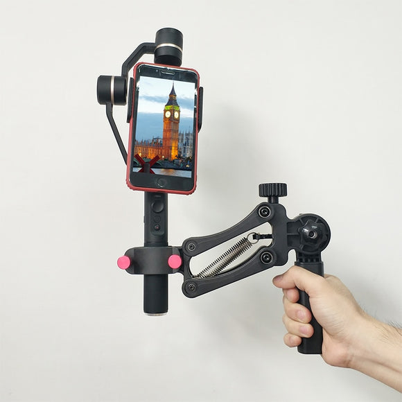 STARTRC 4th Axis Stabilizer For 3 axis Mobile Phone Gimbal OSMO Mobile 2 / 3 ZHIYUN ZHIYUN Smooth 4 Feiyu Accessories