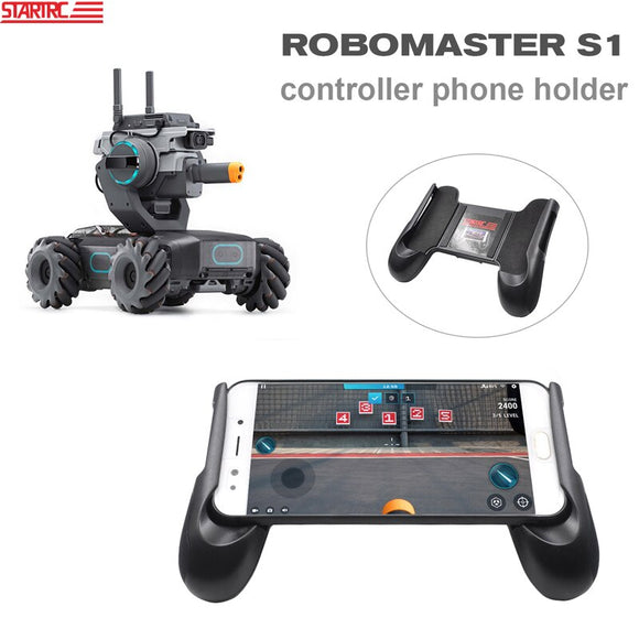 STARTRC Robomaster s1 Phone / Controller Holder Hand Grip For DJI Robomaster S1 Accessories / Expansion kit