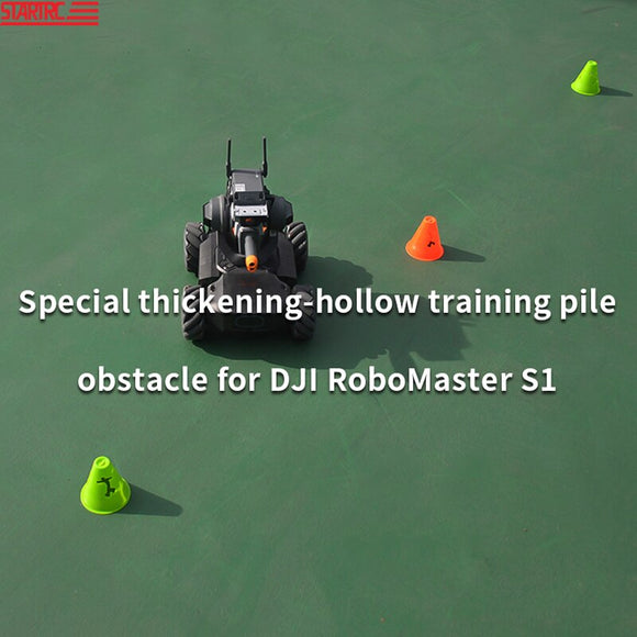 STARTRC Robomaster S1 Obstacles to Training / Racing Parts For DJI Robomaster s1 expansion Accessories  20pcs / 5 Color