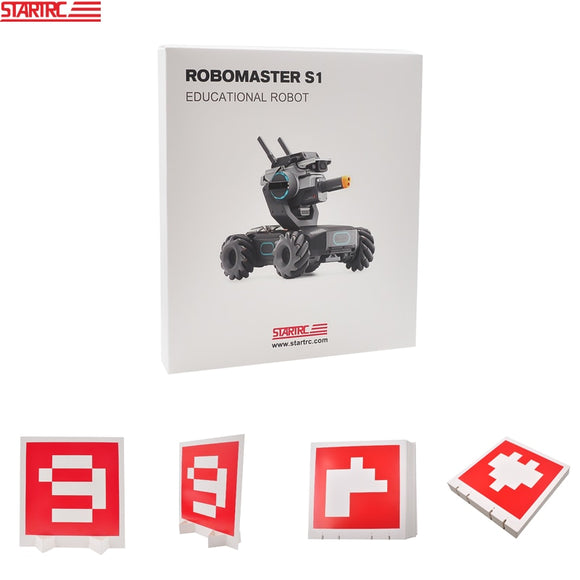 STARTRC RoboMaster S1 Dedicated visual identification Card Shooting Target Set For DJI RoboMaster S1 Accessories