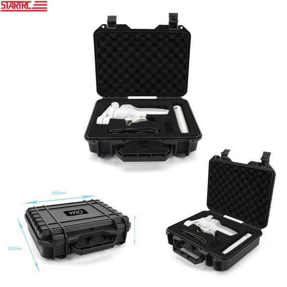 OM4 /3Case Waterproof Storage Bag Hard shell Protable Case