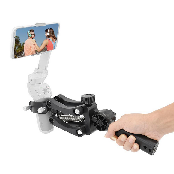 STARTRC 4th Axis Stabilizer Shock absorber Damping Holder For DJI OSMO Mobile 4 OM4/ Mobile 2 / 3 ZHIYUN Smooth 4 Feiyu