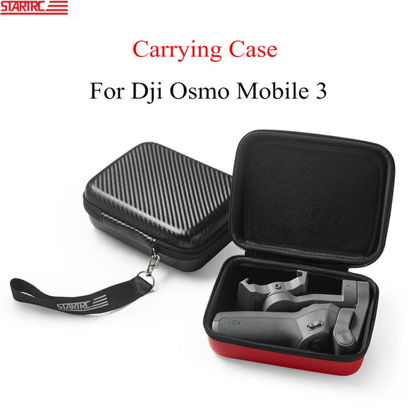 OSMO Mobile 3 Bag Waterproof Bag Protective Storage Bag Portable Carrying Case
