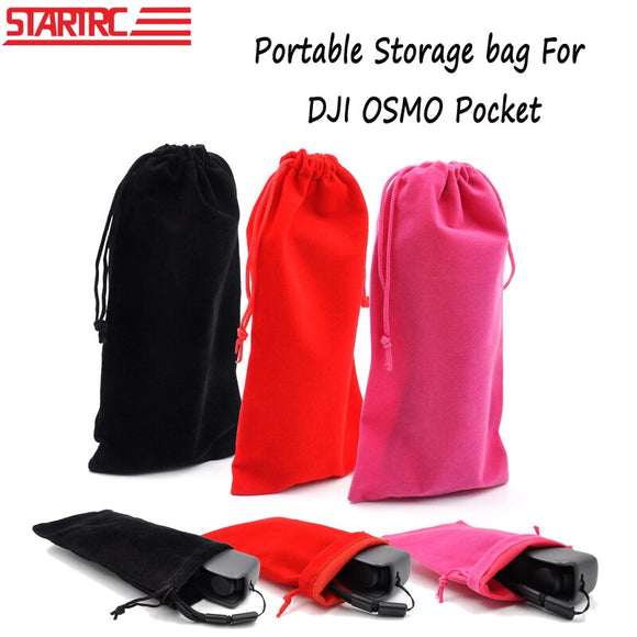 STARTRC Portable Storage Bag Carrying Bag For DJI OSMO Pocket DJI gimbal camera Storage Bag For DJI repair Accessories