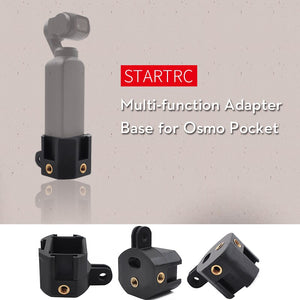 STARTRC OSMO Pocket multi-function Adapter For DJI OSMO POCKET gimbal camera Accessories kit