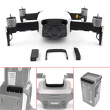 STARTRC Mavic Air Drone Body Battery Ports Dust Cover Protector For DJI Mavic Air Dust Cap kit