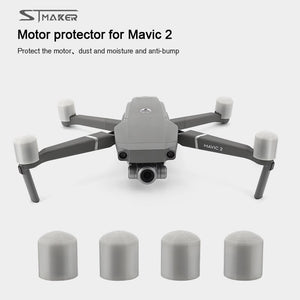 STMAKER Mavic 2 Drone Motor Dustproof Cover Engine Protective Cap Motor Cover Cap Accessories For DJI Mavic 2 Drone Motor Cover