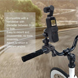 STARTRC OSMO Pocket Bicycle Mount Holder Handheld Gimbal Camera Stand Motorcycle for DJI Osmo Pocket / OSMO Action  Accessories