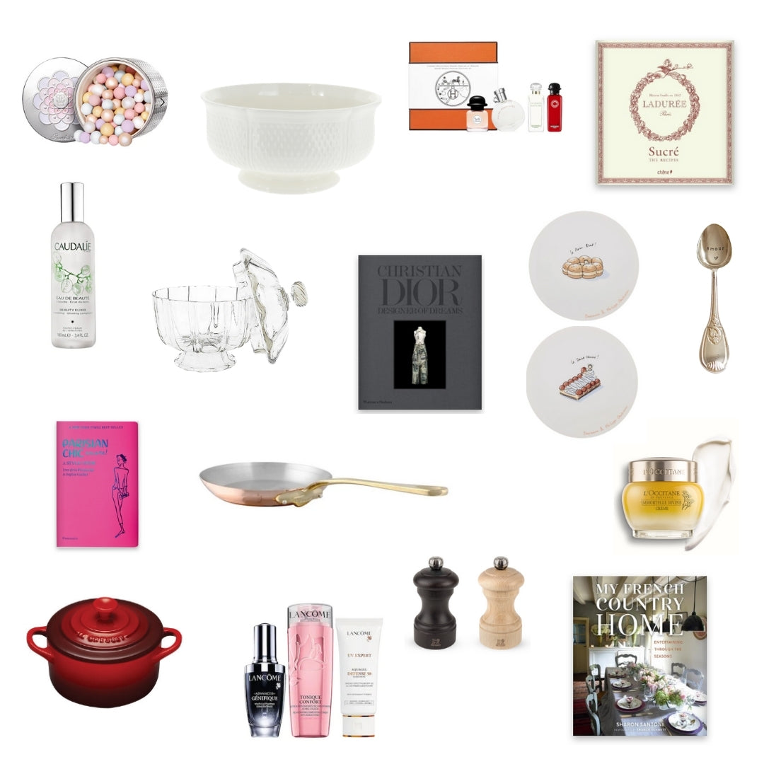 French gifts guide for 2021: exclusive selection on beauty, books and kitchen