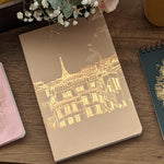 Notebook Paris - French Address